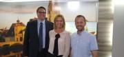 Vortrag von Diplom-Psychologen Martin Simmel beim FGR Stammtisch bei TVA Ostbayern
