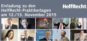 Dipl.-Psych. Martin Simmel als Referent bei den HelfRecht-Praktikertagen in Bad Alexandersbad