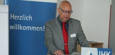 IHK Niederbayern - Firmenbesuch Einhell