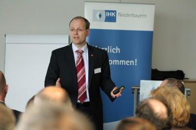 IHK Niederbayern - Firmenbesuch Einhell (5)