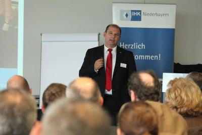 IHK Niederbayern - Firmenbesuch Einhell (7)