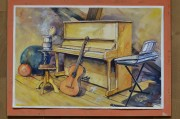 Klavier - Frau Schmid